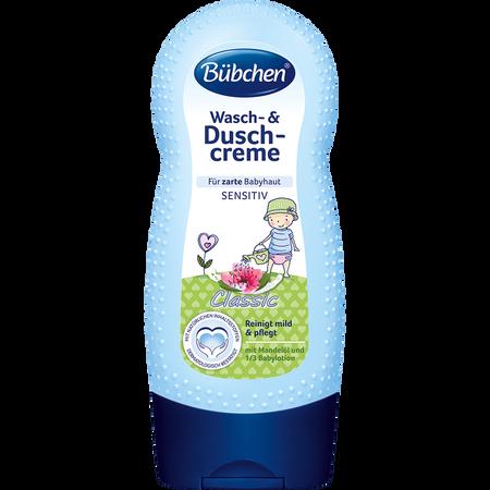 Bübchen Kinderwasch- und duschcreme sensitiv