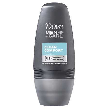 Dove MEN+CARE Clean Comfort Deo Roll-on