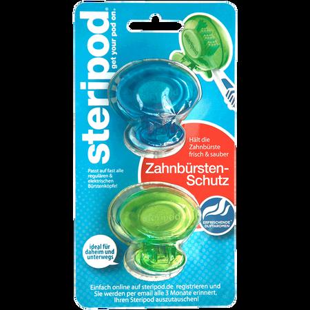 Steripod Steripod Zahnbürsten-Schutz