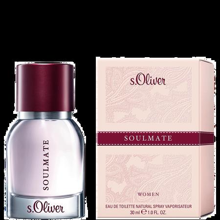 s.Oliver Soulmate Women Eau de Toilette (EdT)