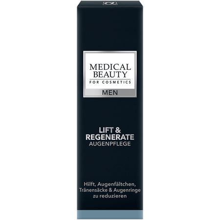 MEDICAL BEAUTY for Cosmetics MEN Lift & Regenerate Augenpflege