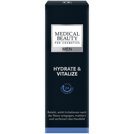 MEDICAL BEAUTY for Cosmetics MEN Hydrate & Vitalize
