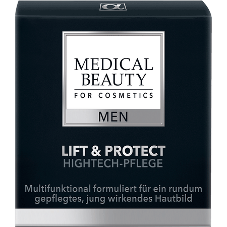 MEDICAL BEAUTY for Cosmetics MEN Lift & Protect Hightech-Pflege