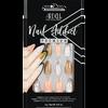 Bild: ARDELL Nail Addict Premium Kunstfingernägel Pink Marble & Gold
