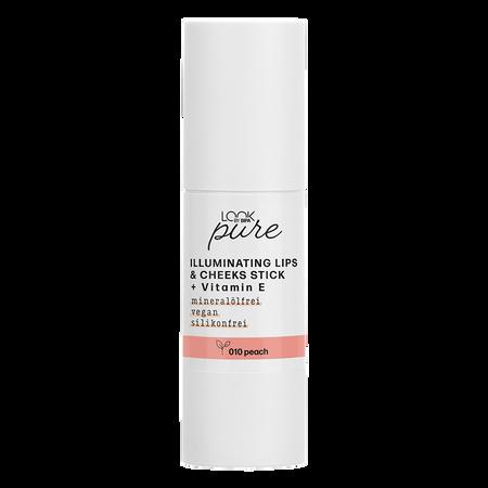 LOOK BY BIPA pure Illuminating Lips and Cheeks Stick