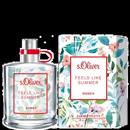 s.Oliver feels like summer Eau de Toilette (EdT)