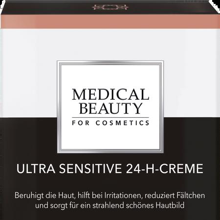MEDICAL BEAUTY for Cosmetics 24H Creme Ultra Sensitiv