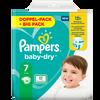 Bild: Pampers Baby-Dry Gr. 7 (15+kg) Doppelpack