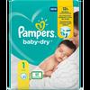 Bild: Pampers Baby-Dry Gr. 1 (2-5kg) Einzelpack