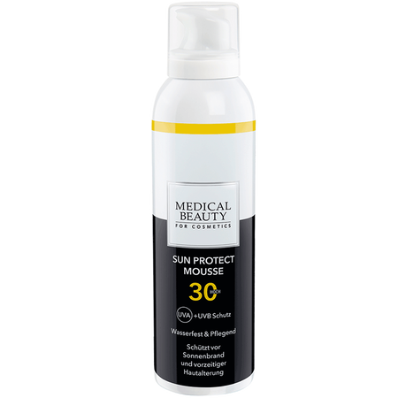 MEDICAL BEAUTY for Cosmetics Sun protect mousse 30
