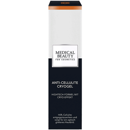 MEDICAL BEAUTY for Cosmetics Anti cellulite cyro Gel