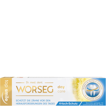 Dr. Worseg Top Smile Zahncreme Day Care