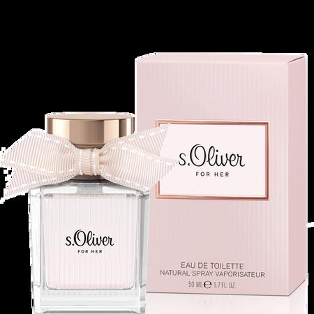 s.Oliver For Her Edt