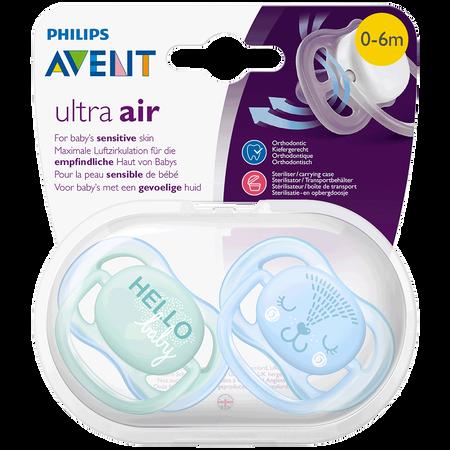 PHILIPS AVENT Schnuller ultra air