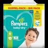 Bild: Pampers Baby-Dry Gr. 6 (13-18kg) Doppelpack