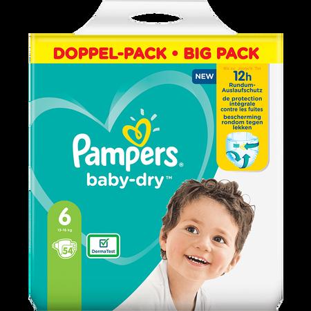 Pampers Baby-Dry Gr. 6 (13-18kg) Doppelpack