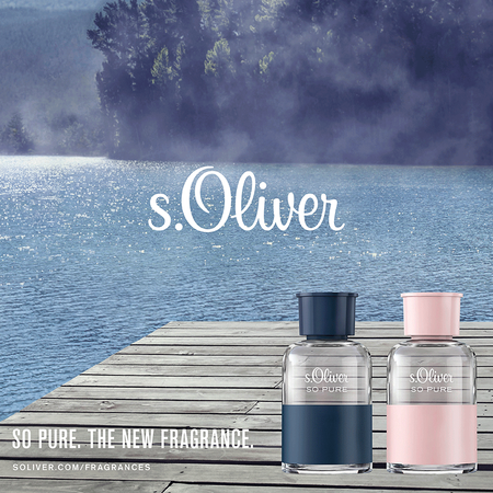 s.Oliver So Pure Eau de Toilette (EdT) Duo Set