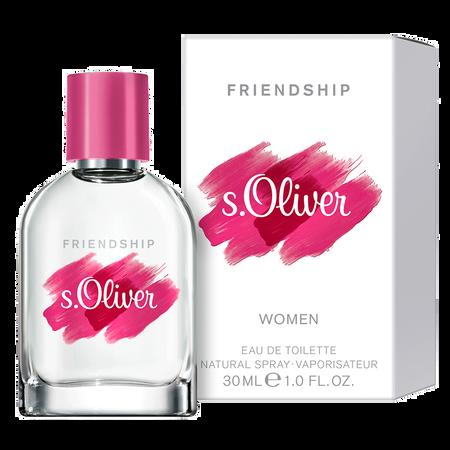 s.Oliver Friendship Pink Women Eau de Toilette (EdT)