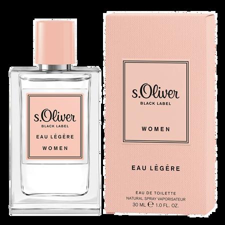 s.Oliver Black Label Eau Légère Women Eau de Toilette (EdT)