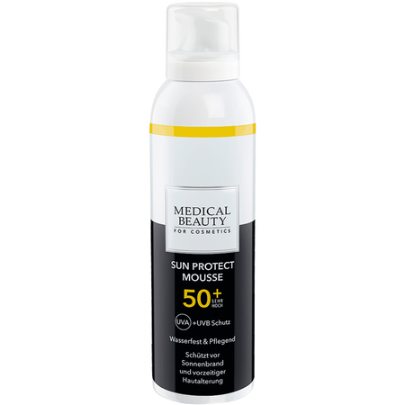 MEDICAL BEAUTY for Cosmetics Sun protect mousse 50