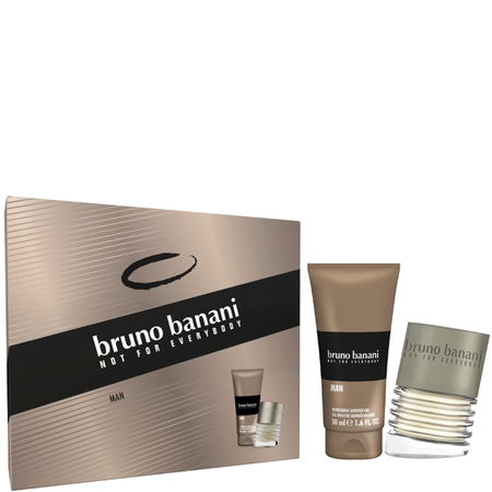 bruno banani Man Eau de Toilette (EdT) Set
