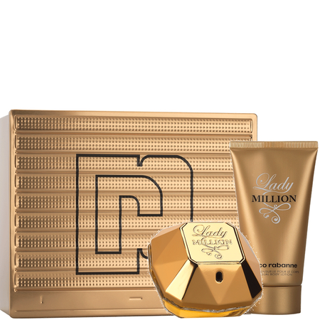 Paco Rabanne Lady Million Eau de Parfum (EdP) Set
