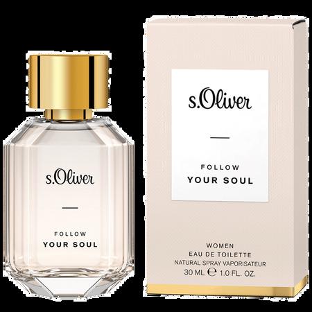 Bild: s.Oliver Follow Your Soul Women Eau de Toilette (EdT)  s.Oliver Follow Your Soul Women Eau de Toilette (EdT)