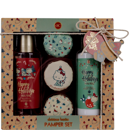 Accentra Hello Kitty Christmas Berries Set