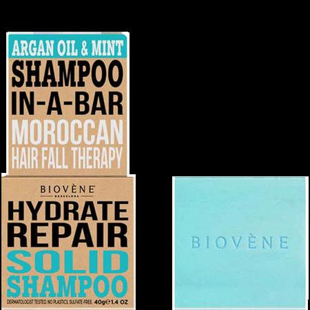 Biovene Festes Shampoo Arganoil & Mint