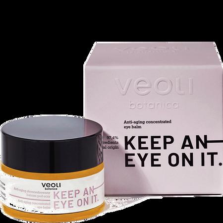 Veoli Botanica Keep On Eye On It Anti-Aging Augencreme