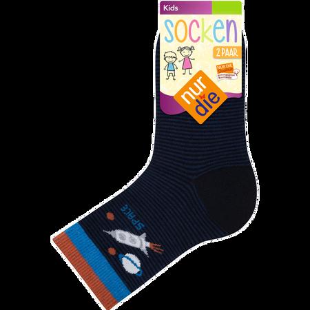nur die Kinder Socken Doppelpack