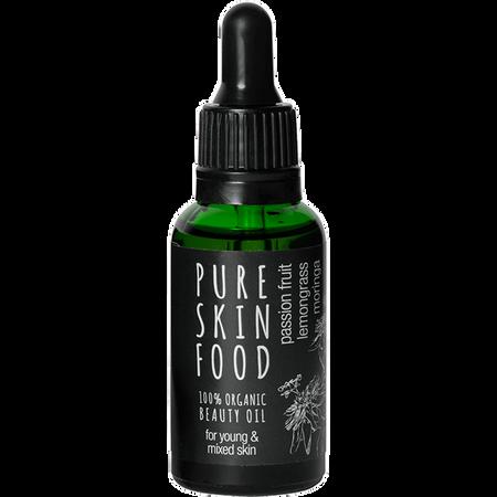 Pure Skin Food Bio Gesichtsöl für unreine Haut und Mischhaut