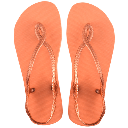 LOOK BY BIPA Flip Flop Marille Gold