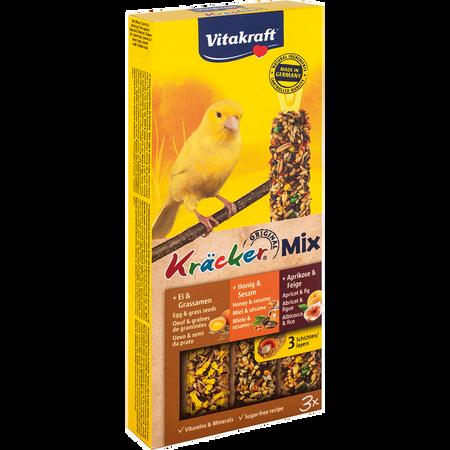 Vitakraft Original Kräcker Mix Trio Kanarienvögel