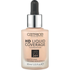 Bild: Catrice HD Liquid Coverage Foundation 10 light beige