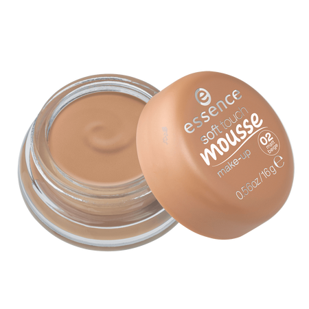 essence Soft Touch Mousse Make Up