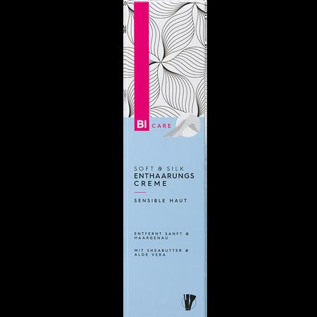BI CARE Soft & Silk Enthaarungscreme