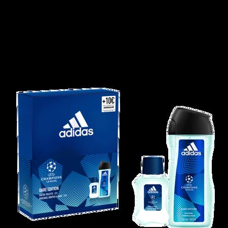 adidas UEFA 6 Eau de Toilette (EdT) Set