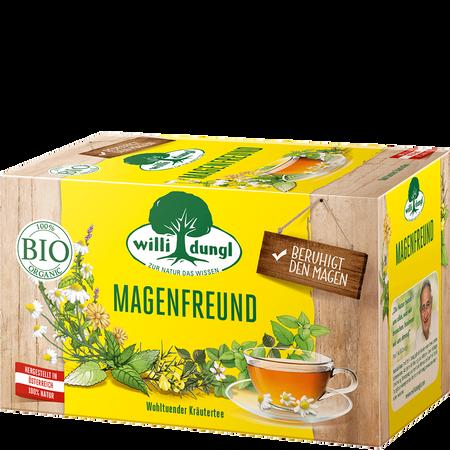Willi Dungl Magenfreund Bio Kräuter Tee