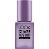 Bild: LOOK BY BIPA Metal Vision Nagellack electrocuted