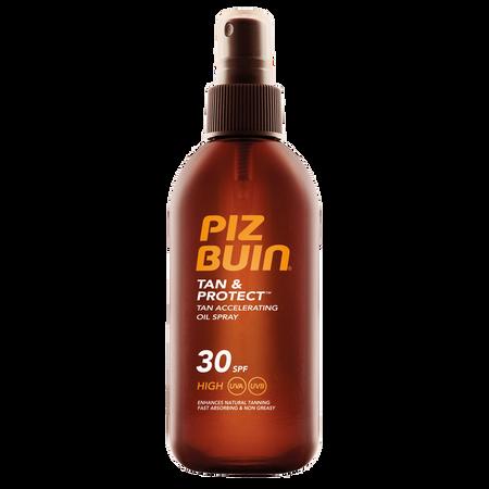 PIZ BUIN Tan & Protect Oil Spray LSF 30