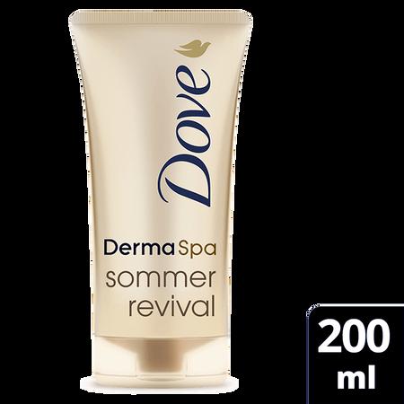 Dove DermaSpa Sommer Revival Bodylotion mittel/dunkel