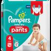 Bild: Pampers Baby-Dry Pants Gr. 4 (9-15kg) Einzelpack