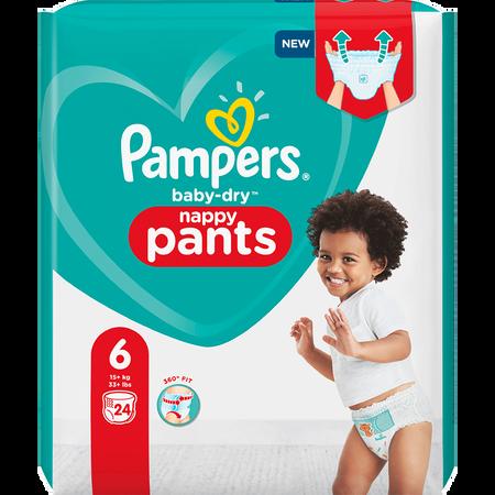 Pampers Baby-Dry Pants Gr. 6 (15+kg) Einzelpack