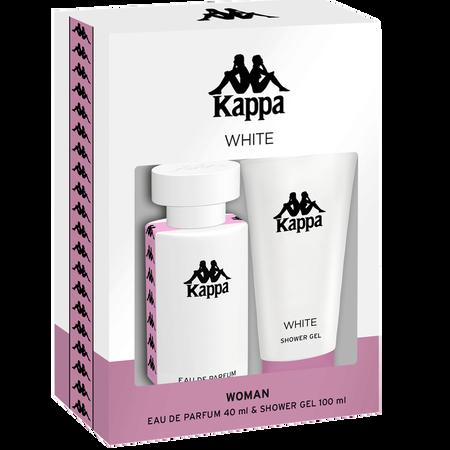 Kappa Woman White Eau de Parfum (EdP) Set