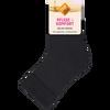 Bild: nur die Damen Pflege & Komfort Relax Socken schwarz