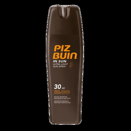 PIZ BUIN In Sun Ultra Light Spray LSF 30