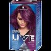 Bild: Schwarzkopf LIVE Ultra Brights or Pastel Haarfarbe amethyst chrome