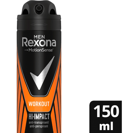 Rexona Deo Spray Work Out Men