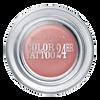Bild: MAYBELLINE Eye Studio Color Tattoo Lidschatten pink gold